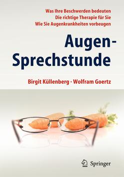 Augen-Sprechstunde von Goertz,  Wolfram, Hartmann,  Birgit