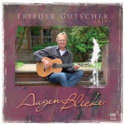 AugenBlicke (CD) von Gutscher,  Frieder