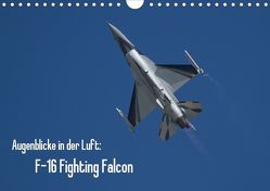 Augenblicke in der Luft: F-16 Fighting Falcon (Wandkalender 2020 DIN A4 quer) von Prokic,  Aleksandar