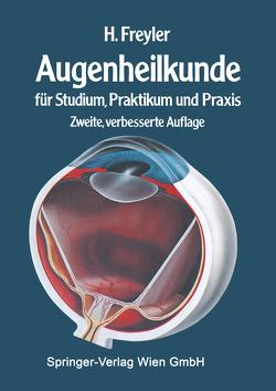 Augenheilkunde von Freyler,  Heinrich
