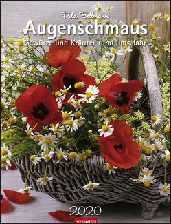 Augenschmaus Kalender 2020 von Bellmann,  Rita, Weingarten
