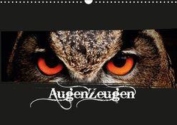 AugenZeugen (Wandkalender 2019 DIN A3 quer)