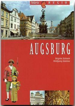 Augsburg von Bublies,  Wolfgang, Schierk,  Brigitte
