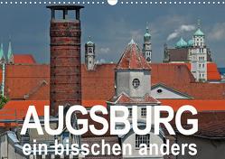 Augsburg – ein bisschen anders (Wandkalender 2021 DIN A3 quer) von Ratzer,  Reinhold