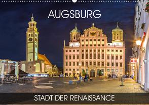Augsburg – Stadt der Renaissance (Wandkalender 2020 DIN A2 quer) von Thoermer,  Val