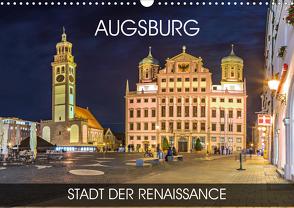 Augsburg – Stadt der Renaissance (Wandkalender 2020 DIN A3 quer) von Thoermer,  Val