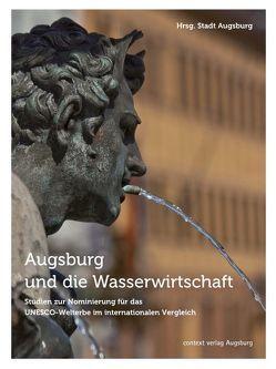 Augsburg und die Wasserwirtschaft von Kluger,  Martin