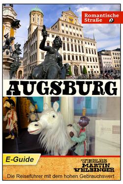 Augsburg – VELBINGER Reiseführer von Goldberg,  Sarah, Velbinger,  Martin