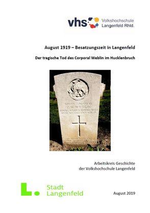August 1919 – Besatzungszeit in Langenfeld