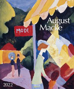 August Macke 2022 von Korsch Verlag, Macke,  August