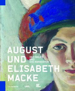 August Macke von Pirsig-Marshall,  Tanja, Walter,  Anna Luisa