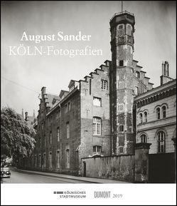 August Sander – KÖLN-Fotografien 2019 von DUMONT Kalenderverlag, Sander,  August