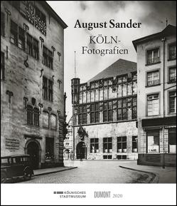 August Sander – KÖLN-Fotografien 2020 von DUMONT Kalenderverlag, Sander,  August