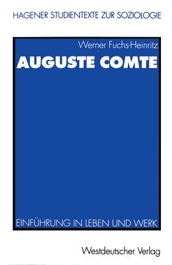Auguste Comte von Fuchs-Heinritz,  Werner