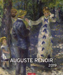 Auguste Renoir – Kalender 2019 von Renoir,  Auguste, Weingarten