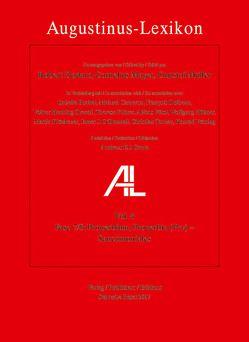 Augustinus-Lexikon Vol. 4, fasc. 7/8 von Dodaro,  Roberto, Mayer,  Cornelius, Mueller,  Christof