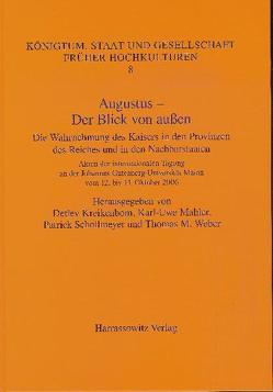 Augustus – Der Blick von außen von Kreikenbom,  Detlev, Mahler,  Karl U, Schollmeyer,  Patrick, Weber,  Thomas M