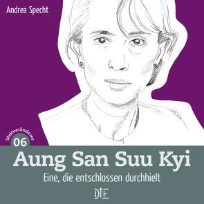 Aung San Suu Kyi von Specht,  Andrea
