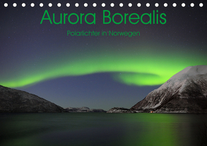 Aurora Borealis: Polarlichter in Norwegen (Tischkalender 2020 DIN A5 quer) von Weiß,  Elmar