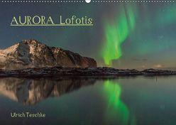 Aurora Lofotis (Wandkalender 2019 DIN A2 quer) von Teschke,  Ulrich