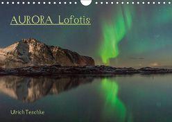 Aurora Lofotis (Wandkalender 2019 DIN A4 quer) von Teschke,  Ulrich