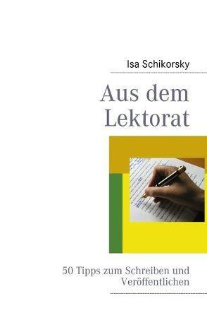 Aus dem Lektorat von Schikorsky,  Isa