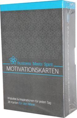 Aus dem Stress in die Balance – Motivationskarten für den Mann zur Stressprävention von Bruckner,  Gerd, Homolac,  Marlis