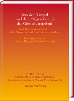 Aus dem Tempel und dem ewigen Genuß des Geistes verstoßen? von Deglau,  Claudia, Reinard,  Patrick