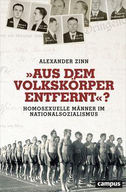 """""""Aus dem Volkskörper entfernt""""? von Zinn,  Alexander"""