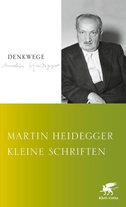 Aus der Erfahrung des Denkens von Heidegger,  Martin