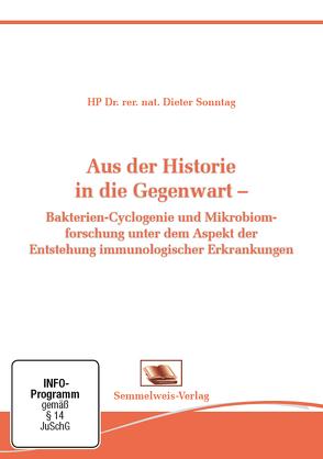 Aus der Historie in die Gegenwart von Sonntag,  Dr. Dieter