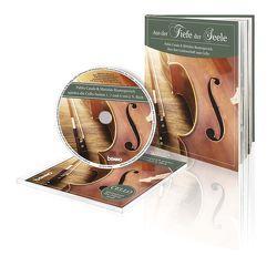 Aus der Tiefe der Seele – Buch mit CD von Bauch,  Volker