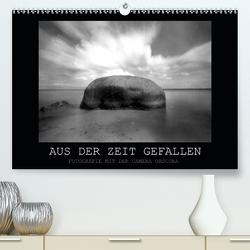 Aus der Zeit gefallen – Fotografie mit der Camera Obscura (Premium, hochwertiger DIN A2 Wandkalender 2021, Kunstdruck in Hochglanz) von Haupthoff,  Manfred