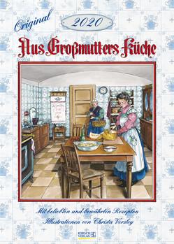 Aus Großmutters Küche 2020 von Korsch Verlag