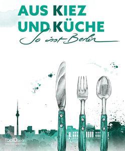 Aus Kiez und Küche von Friedrich,  Antje, Laufs,  Stefanie, NWM-Verlag