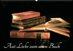 Aus Liebe zu alten Büchern (Wandkalender 2020 DIN A2 quer) von Feix,  Ola