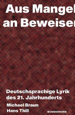 Aus Mangel an Beweisen von Braun,  Michael, Breyger,  Yevgeniy, Czernin,  Franz Josef, Kraus,  Dagmara, Oleschinski,  Brigitte, Thill,  Hans, Wolf,  Uljana