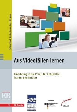 Aus Videofällen lernen von Digel,  Sabine, Goeze,  Annika, Schrader,  Josef