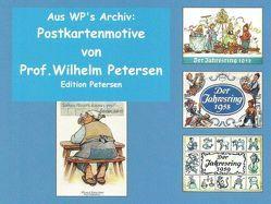 Aus WP's Archiv: Postkartenmotive von Prof. Wilhelm Petersen von Peterßen,  Wilhelm