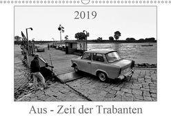 Aus – Zeit der Trabanten (Wandkalender 2019 DIN A3 quer) von Steenblock,  Ewald