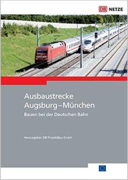 Ausbaustrecke Augsburg – München