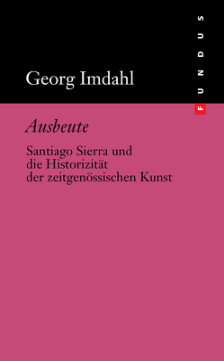 Ausbeute von Imdahl,  Georg