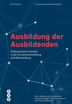 Ausbildung der Ausbildenden (E-Book, Neuauflage) von Thomann,  Geri