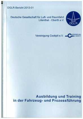 Ausbildung und Training in der Fahrzeug- und Prozessführung von Grandt,  M., Schmerwitz,  S.