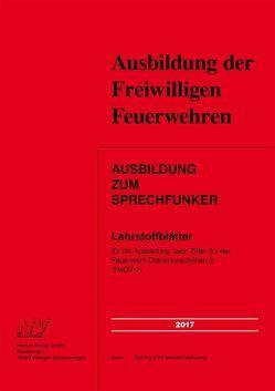 Ausbildung zum Sprechfunker Baden-Württemberg von Melioumis,  Michael
