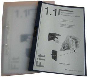 Ausbildungsbegleiter MK1.1 von Reppin, Stollenwerk
