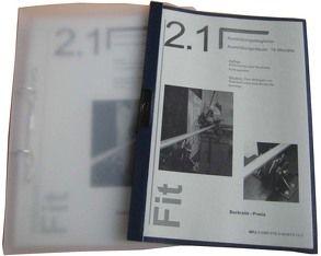 Ausbildungsbegleiter MK2.1 von Reppin, Stollenwerk