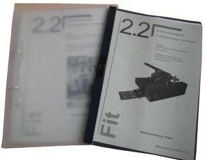 Ausbildungsbegleiter MK2.2 von Reppin, Stollenwerk
