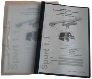 Ausbildungsbegleiter MKS1.1 von Reppin, Stollenwerk