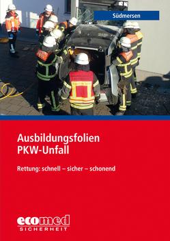 Ausbildungsfolien PKW-Unfall von Südmersen,  Jan